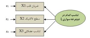 مدل اندازهگیری انعکاسی